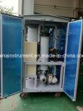 De kleine Off-line Installatie van het Recycling van de Olie van de Transformator, de Machine van het Recycling van de Olie van de Transformator Zja