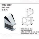 Abrazadera de cristal del vidrio del corchete del diseño de la manera del sitio de ducha