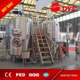 Máquina 20bbl acero inoxidable Cerveza Fábrica de líquido