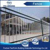 Clôtures de sécurité personnalisé de qualité en métal Clôture à revêtement poudré