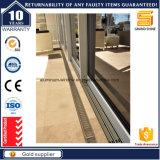 Хорошее качество стекла перегородки стены сдвижной двери как2047 Стандарт