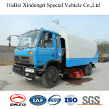 6cbm Dongfeng Vacuum Road Sweeper Cleaner Truck Euro4