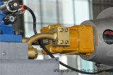 Do balanço hidráulico do CNC de QC12k 20*4000 máquina de corte