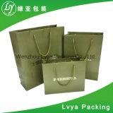 Kundenspezifische PapierEinkaufstasche