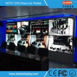 실내 HD 작은 화소 P2 풀 컬러 LED 패널 디스플레이