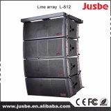 12 Zoll 800 bidirektionale vier Geräten-volle Frequenz-der PROaudiolautsprecher-Watt Zeilen-Reihe