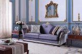 Sofà comodo del salone del tessuto formato caldo di vendita di grande