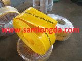 """16"""" de mangueira Layflat de alta pressão para a irrigação (LF16)"""