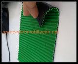 Ribbed противостатический резиновый лист Gw5004