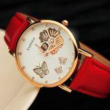 Reloj de señoras hermoso resistente de agua del reloj de las mujeres de H343 Yazole