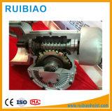 Grúa de construcción de piezas de repuesto reductor de velocidades