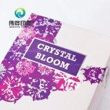 Crytal 꽃을%s UV의 제비로 인쇄하는 아름다운 상자