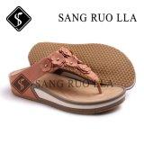 Sandálias ocasionais de venda quentes da forma das senhoras