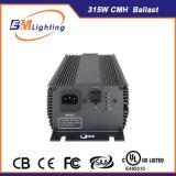 Hydroponics Grow Tent System Télécommande 315W CMH Ballast électronique