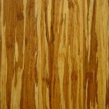 Best Seller Click-Lock hilo tejido de pisos de bambú)