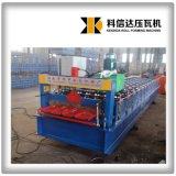 Rolo do telhado Kxd-840 que dá forma à máquina