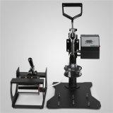 máquina de transferencia de la prensa del calor 5in1