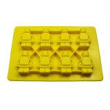 La FDA délivrent un certificat le moulage matériel de gâteau de silicones de catégorie comestible, moulage de gâteau de silicones formé par robot