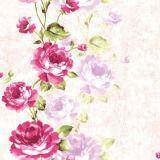 Materielle Desind Itally Tapete Belüftung-mit Blumen