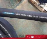 Abnutzungbeständiger Sandblast-Gummischlauchleitung