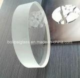 Vetro di Borosilicate rotondo su ordinazione di /etc di spessore di buona qualità 2mm-45mm