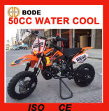 새로운 50cc 2 치기 엔진 물 식기 도로 기관자전차