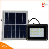 450 Lumen 54 LED Solar Powered Flood Light Exterior Solar Garden Light