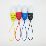 L'altoparlante alla moda di Bluetooth di aria aperta di 4 colori con il LED chiaro impermeabilizza