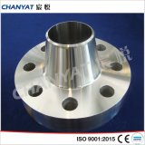 Flange A182 do aço inoxidável (F304L, F310H, F316L)