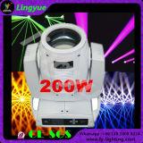 Professional Lumière 200W scène Sharpy Moving 5r Head Poutre