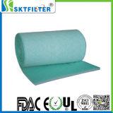 Media de filtro de la fibra de vidrio del filtro de la parada de la pintura EU2