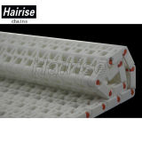 2520 Series Flush Grid Plastic Modular Conveyor Belt for Fruits
