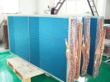 Kupfernes Gefäß-Aluminiumflosse-Wärmetauscher
