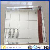 Viereck Unframe Spiegel für moderne Hauptwohnzimmer-Wand-Dekorationen