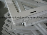 Guichet en aluminium de Guichet-Tissu pour rideaux