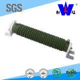 Resistore elettronico tubolare variabile di potere di ceramica Rx26