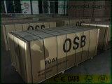 OSB3 pour la décoration et la construction pour le marché de l'Europe