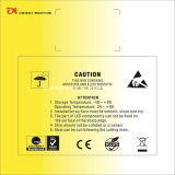 Striscia flessibile registrabile della striscia LED di temperatura di colore di SMD 1210