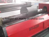 Китай Поставщик с высоким качеством W11-20 * 2000 роликовый станок