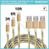 Новое прибытие Рекламные 1й / V8 USB порт для зарядки и 2,0 USB Передача данных Плетеной Ткани кабель