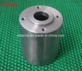 Kundenspezifisches hohe Präzision CNC-maschinell bearbeitendes Stahlteil mit Zink-Überzug