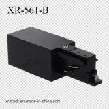Conetor de potência de 3 circuitos com sistema de trilha da iluminação (XR-561)