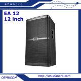 Der 12 Zoll-Lautsprecher-Berufslautsprecher-Kasten (EA 12) aussondern