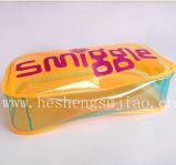 かわいいロゴ(YJ-B032)の化粧品のパッケージのための方法エヴァの明確なPolybag