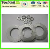 Алюминиевая плоская шайба кольца сделанная в Китае