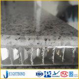 Панель сота высоких строительных материалов твердости мраморный каменная алюминиевая