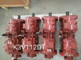 Rimontaggio Kawasaki, K3V 63, K3V112, pompa a pistone idraulica K3V180