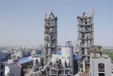 Planta nova do cimento do processo seco da fonte 500tpd