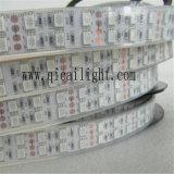 Tira de Ultrabright 5050 LED, 20-22lm/LED, luz de la tira 5050 del LED