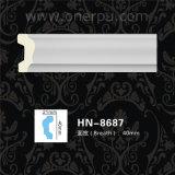 PU карниза полиуретана цены по прейскуранту завода-изготовителя отливая Hn-8687 в форму